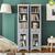 Tủ sách Camelia gỗ cao su- đẹp, giá rẻ tại hcm và hà nội
