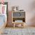 Tủ đầu giường Spot 1 ngăn gỗ sồi- đẹp, giá rẻ tại hcm và hà nội