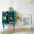 Tủ trưng bày 1 tầng Iris màu tự nhiên- đẹp, giá rẻ tại hcm và hà nội