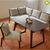 Ghế đơn Bluebell cao cấp gỗ sồi- đẹp, giá rẻ tại hcm và hà nội
