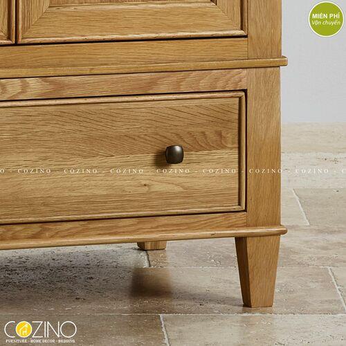 Tủ quần áo Holy 2 cánh 1 ngăn kéo gỗ sồi tại Hà nội