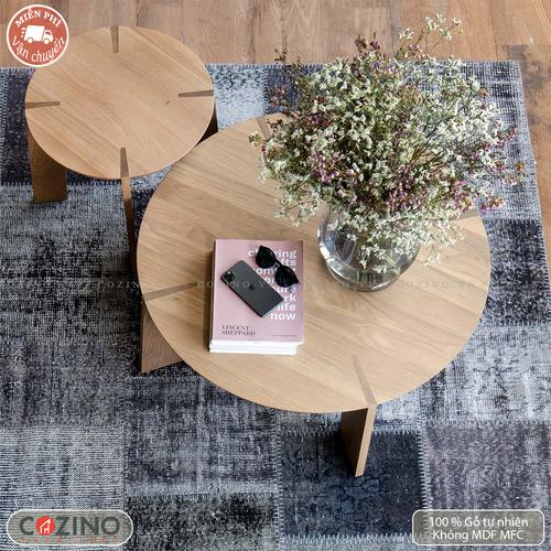 Bàn sofa, bàn trà Kile thấp- đẹp, giá rẻ tại hcm và hà nội