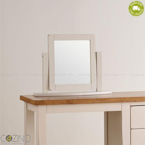 Gương để bàn Sintra gỗ sồi Mỹ- đẹp, giá rẻ tại hcm và hà nội