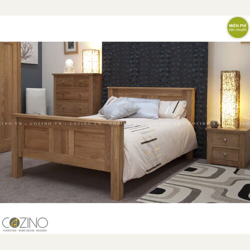 Tủ 5 ngăn kéo 4 tầng Torino gỗ sồi Mỹ- đẹp, giá rẻ tại hcm và hà nội