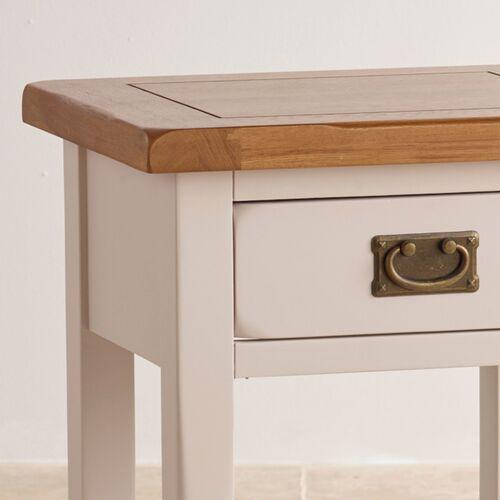 Tủ đầu giường Sintra 1 ngăn gỗ sồi Mỹ- đẹp, giá rẻ tại hcm và hà nội