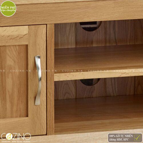 Tủ tivi Camber lớn gỗ sồi Mỹ- đẹp, giá rẻ tại hcm và hà nội