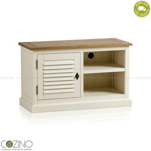 Tủ tivi nhỏ Chillon gỗ sồi Mỹ- đẹp, giá rẻ tại hcm và hà nội