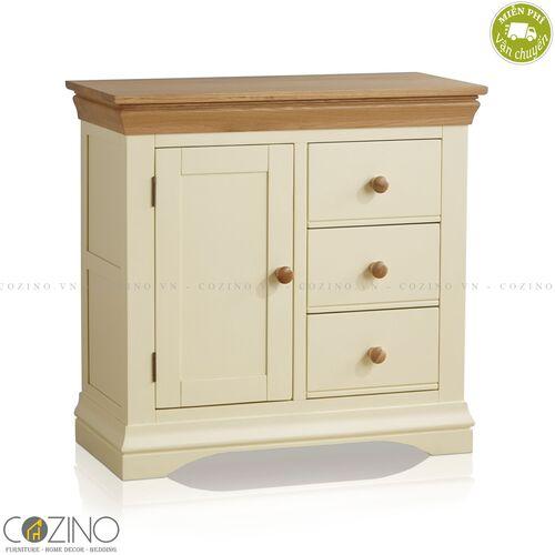 Tủ lưu trữ Canary gỗ sồi Mỹ- đẹp, giá rẻ tại hcm và hà nội
