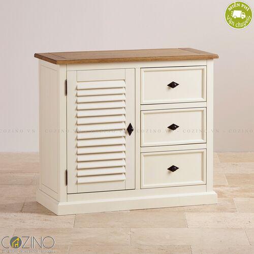 Tủ lưu trữ Chillon gỗ sồi Mỹ- đẹp, giá rẻ tại hcm và hà nội