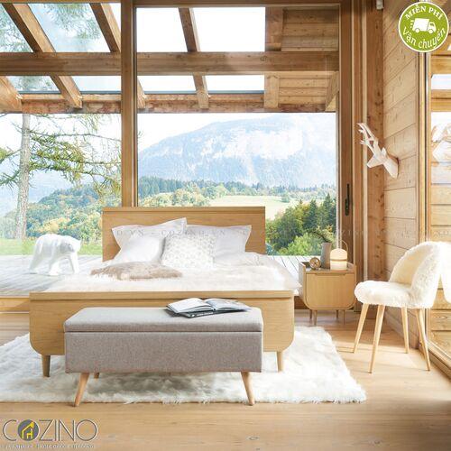 Tủ đầu giường Sunberry gỗ tự nhiên- đẹp, giá rẻ tại hcm và hà nội
