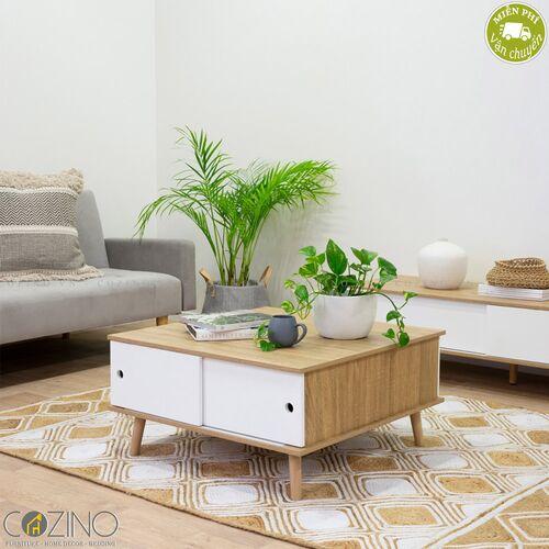 Bàn trà / sofa Blake gỗ tự nhiên- đẹp, giá rẻ tại hcm và hà nội