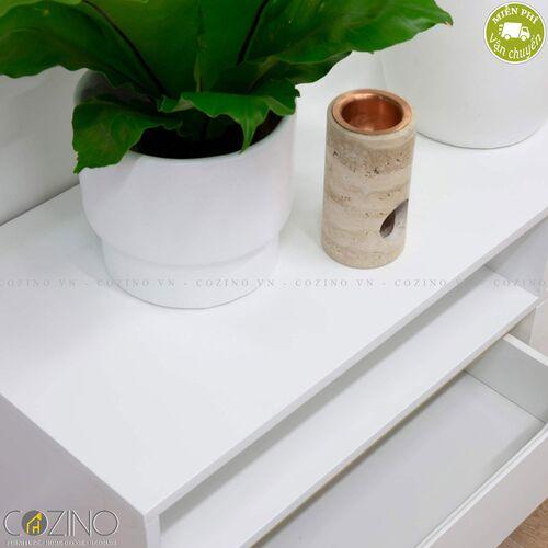 Tủ trang trí loại nhỏ Mari gỗ cao su- đẹp, giá rẻ tại hcm và hà nội