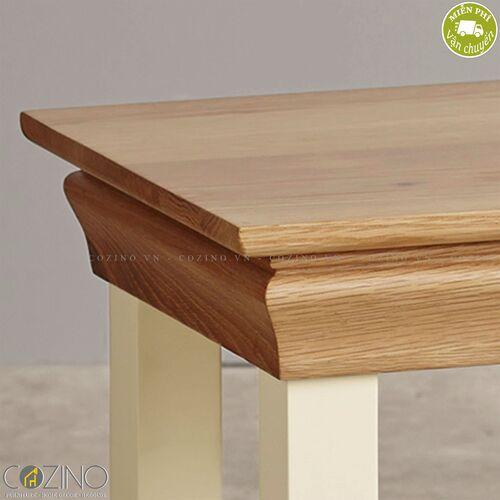 Ghế đôn bàn trang điểm Canary 100% gỗ sồi Mỹ- đẹp, giá rẻ tại hcm và hà nội