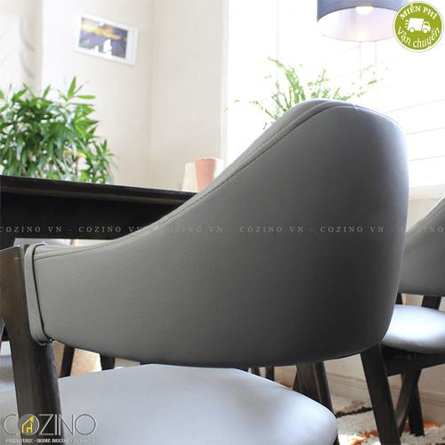 Bộ bàn ăn 6 ghế Compass nhiều màu 1m6- đẹp, giá rẻ tại hcm và hà nội