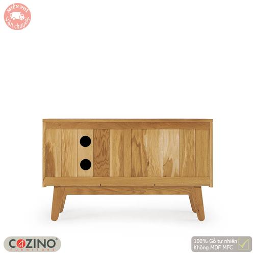 Tủ tivi nhỏ Spot gỗ sồi- đẹp, giá rẻ tại hcm và hà nội