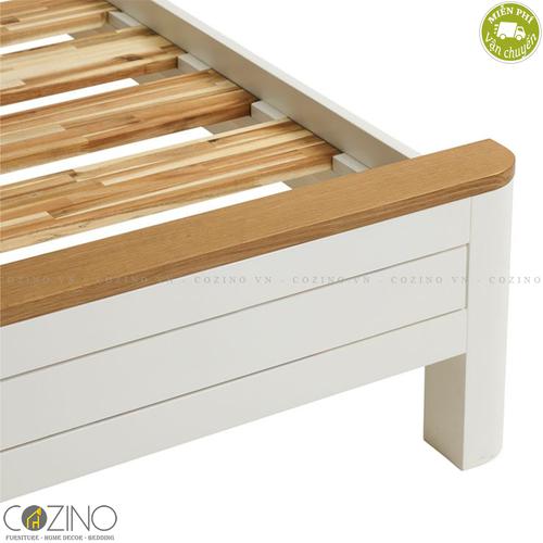 Giường Hove 100% gỗ sồi Mỹ(nhiều kích thước)- đẹp, giá rẻ tại hcm và hà nội