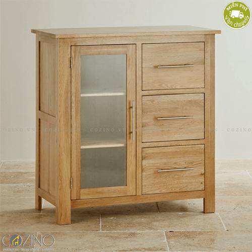 Tủ lưu trữ Kintai gỗ sồi- đẹp, giá rẻ tại hcm và hà nội